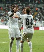 Beşiktaş işi ilk maçta bitirmek istiyor