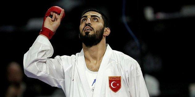Karatede iki bronz madalya