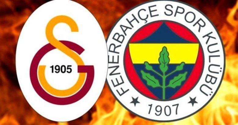 Galatasaray'dan sürpriz hamle! Fenerbahçe'nin gözdesine talip oldu