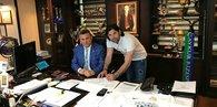Çaykur Rizespor, Üzülmez ile sözleşme imzaladı