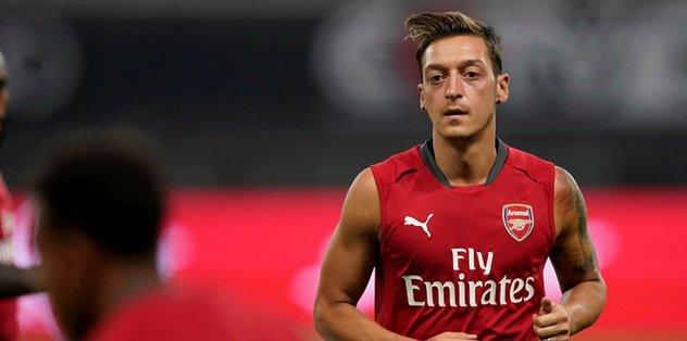 İngilizlerden Mesut Özil iddiası