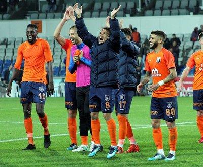 Günün karesi! Medipol Başakşehir - Osmanlıspor maçında