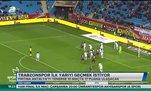 Trabzonspor ilk yarıyı geçmek istiyor