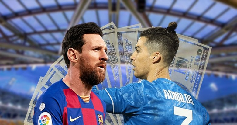 Messi ve Ronaldo'yu geçti! İşte en çok kazanan sporcu