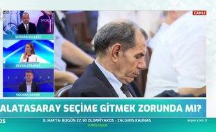 "Serdar Kelleci: ""İki ay Galatasaray'ın tek gündemi Falcao'ydu"""