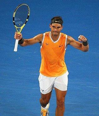 Nadal ve Kerber tur atladı