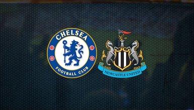 Chelsea Newcastle United maçı ne zaman, saat kaçta ve hangi kanalda canlı yayınlanacak? Muhtemel 11'ler...