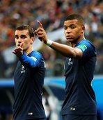 Fransa'ya 2 takım da farketmiyor!