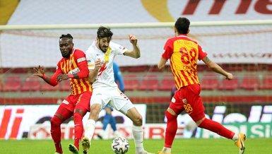 Kayserispor - Yeni Malatyaspor: 1-0 | MAÇ SONUCU - ÖZET