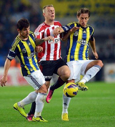 Fenerbahçe:1 Sivasspor:2