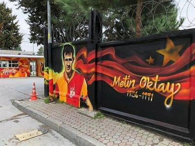 Florya Metin Oktay Tesislerinde renkli değişim!