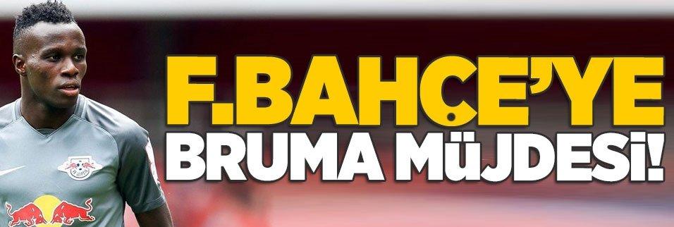 Fenerbahçe'ye Bruma müjdesi!