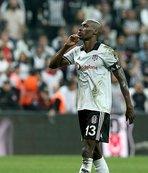 Beşiktaş'ta Atiba Hutchinson yıllara meydan okuyor