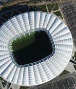 Sakarya'nın stadı açılıyor