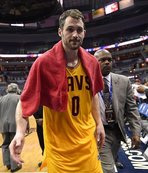 Cleveland Cavaliers'a kötü haber