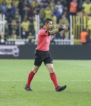 Ali Palabıyık San Marino-Kazakistan maçını yönetecek