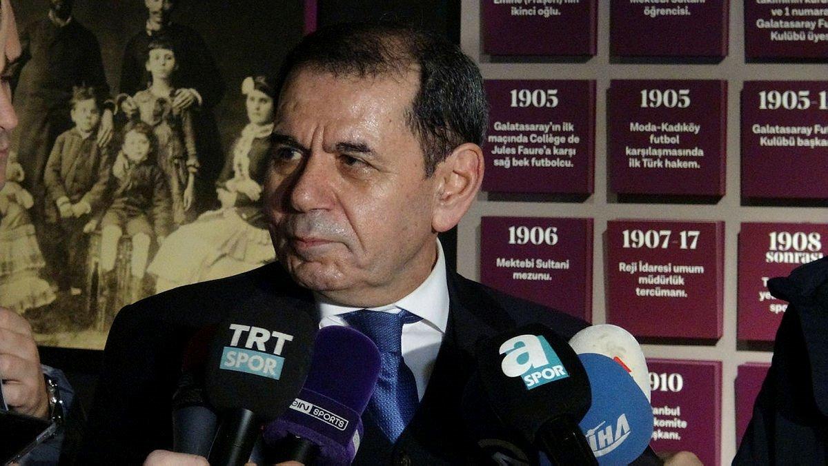 Özbek'ten Galatasaray'a flaş uyarı!