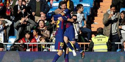 Messi'den tek kramponla asist