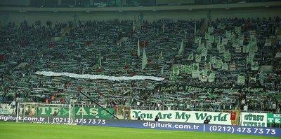 Bursaspor'da taraftar krizi çözüldü