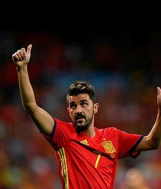 Futbol kariyerini noktalama kararı alan David Villa'dan flaş hamle