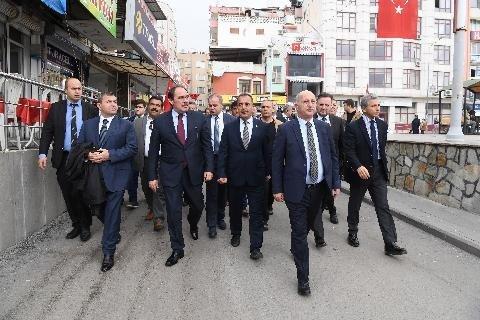 TFF, Zeytin Dalı Harekâtına destek için Kiliste