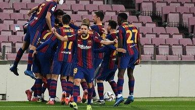 Barcelona - Sevilla: 3-0 (MAÇ SONUCU - ÖZET)