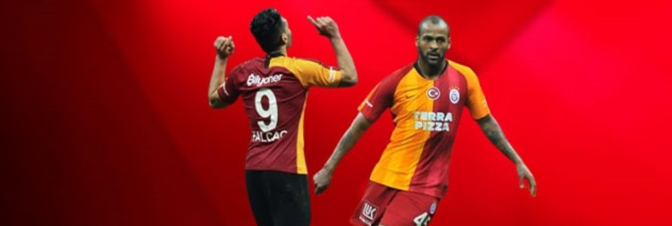Resmi siteden açıklandı! Falcao ve Marcao...