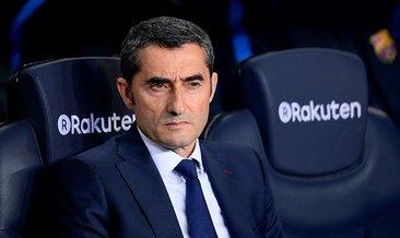 Barcelona yenildi! Valverde'den istifa açıklaması...