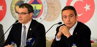 İşte Fenerbahçe'de Ali Koç'un transferde ilk hedefi...