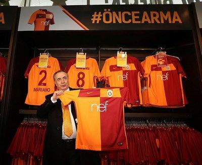 İşte Süper Lig'de en çok forma satan takım