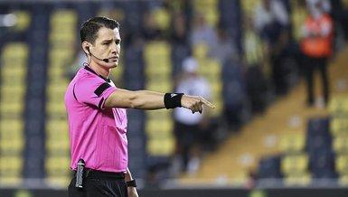 Son dakika spor haberi: Salzburg-Lille maçını Halil Umut Meler yönetecek
