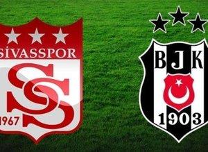 Beşiktaş'ın Sivasspor 11'i belli oldu!