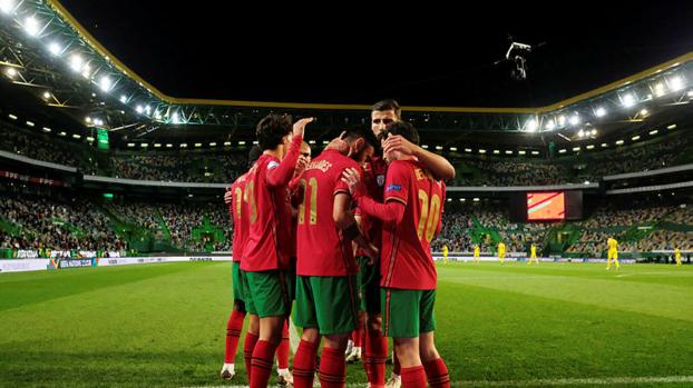 Portekiz 3-0 İsveç   MAÇ SONUCU #