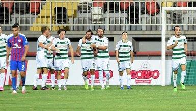 Altınordu 0-2 Bursaspor | MAÇ SONUCU