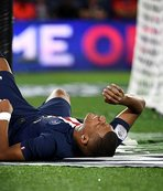 PSG'de Mbappe ve Cavani şoku