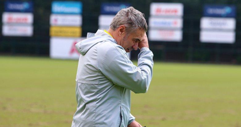 Fenerbahçe'de transferler durdu! Ersun Yanal'ı yıkan haber