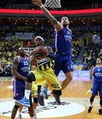 EuroLeage'de Fenerbahçe fırtınası devam ediyor