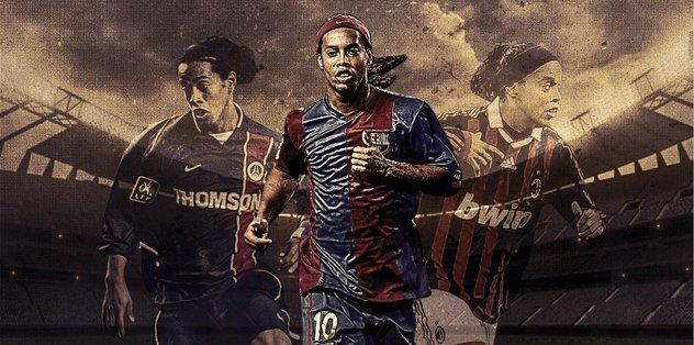Brazilian legend Ronaldinho retires from football