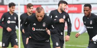 Beşiktaş'ta Avrupa mesaisi başladı
