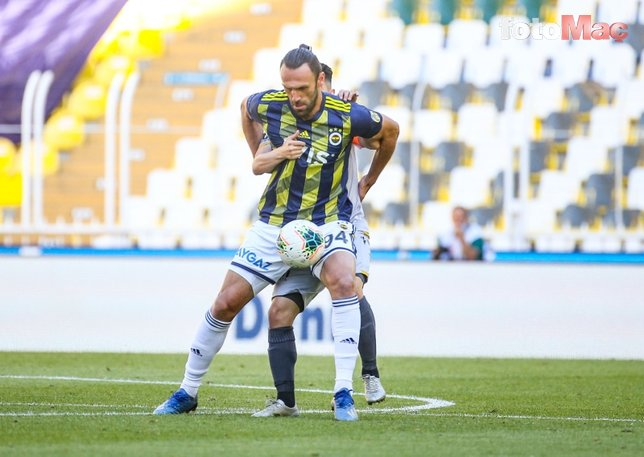 Fenerbahçe'de karar verildi! Vedat'ı göndermemiz için...