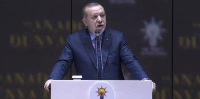 Süper Lig'in yıldızları Cumhurbaşkanı Erdoğan'ı dinledi