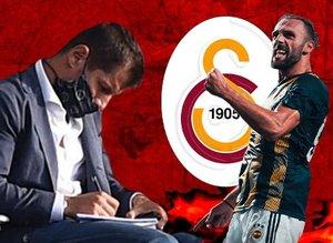 Ve transferde çılgın plan! Muriqi ve Galatasaray...