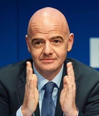 """FIFA Başkanı Infantino'dan açıklama! """"Finansal düzenlemeler daha katı olmalı"""""""