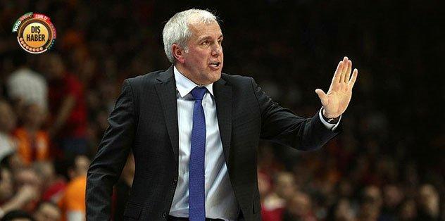 Obradovic: NBA defteri benim için kapandı