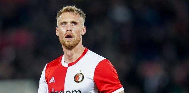 Le'ye karşılık Jorgensen! - Futbol -