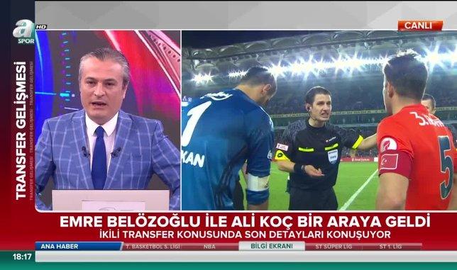 Emre Belözoğlu Fenerbahçe'de | Video