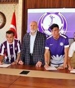 Afjet Afyonspor altyapısındaki 4 futbolcuyla sözleşme imzaladı