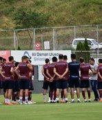 Fırtına'da Başakşehir maçı hazırlıkları başladı