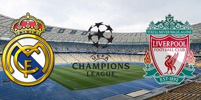 Real Madrid - Liverpool Şampiyonlar Ligi finali ne zaman, nerede, saat kaçta, hangi kanalda?