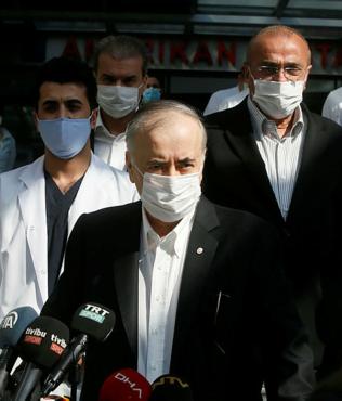 Mustafa Cengiz: Mücadeleye devam!